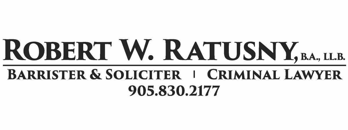 Robert W. Ratusny Barrister & Solicitor